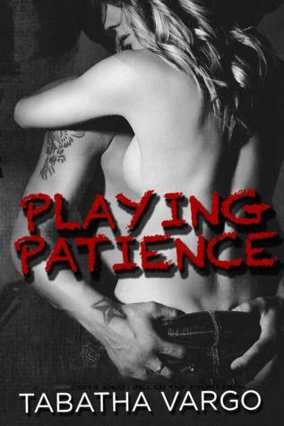 Playing patience. Tabatha Vargo