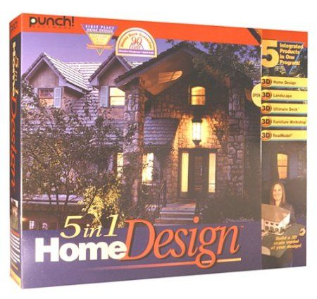 General Information - Manufacturer: Punch Software - Manufacturer Part Number: 20100 - Manufacturer Website Address: www.punchsoftware.com - Marketing Information: Power tools for serious home design PLUS Ultimate Deck for the perfect outdoor addition to your living space. 5 Powerful Programs in One That launch from the same easy-to-use interface, including our unique RealModel software that lets you build a 3D scale model of your home design! Your  Price: $63.99