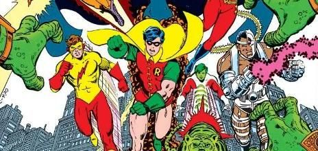"""Warner Bros. has announced a new DC Comics branded streaming service that will debut new series """"Titans"""" and Season 3 of """"Young Justice"""""""