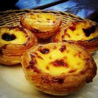 Portuguese Egg Tarts Dessert Recipes