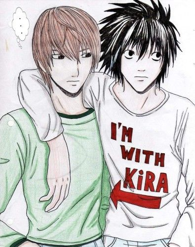 Best Death Note Images On   Death Note L Manga