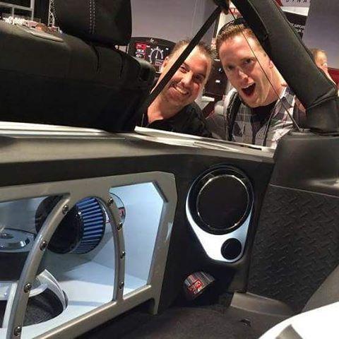 Car Audio Fabrication