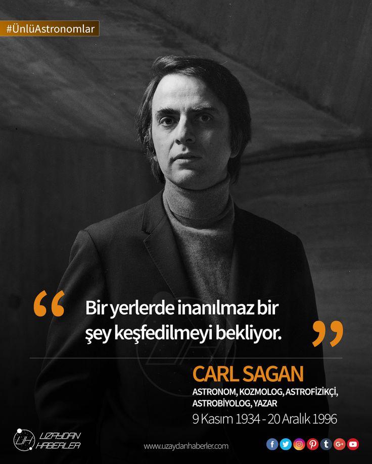 Carl Sagan hakkında detaylı bilgi için görsele tıklayınız.