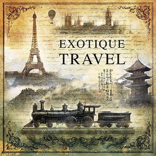 JF_0097_GR3 Cuadro Tren Vintage _ Exotique Travel