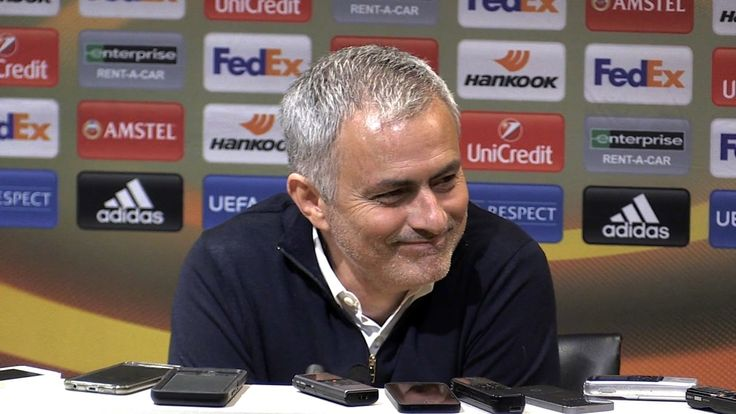 awesome Jose Mourinho Full Pre-Match Press Conference - Middlesbrough v Manchester United