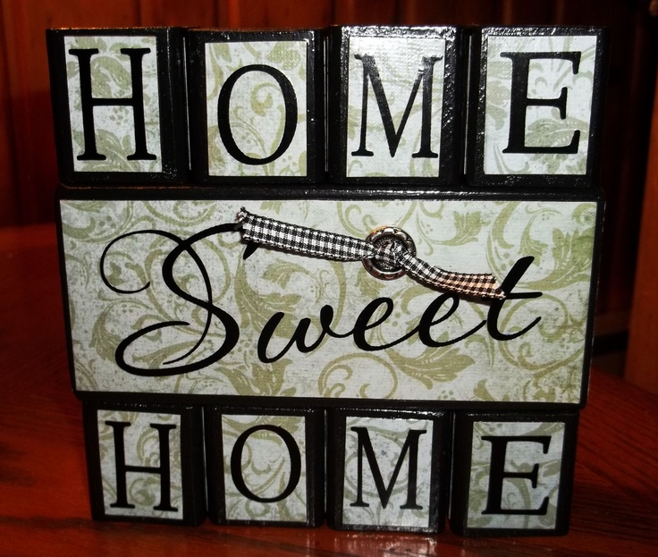 295 best images about home sweet home oh yes on for Home craft expressions decor