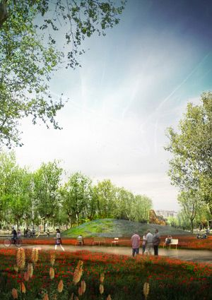 CREUSCERDÀ - Finalist project Plaza las Glorias Competition