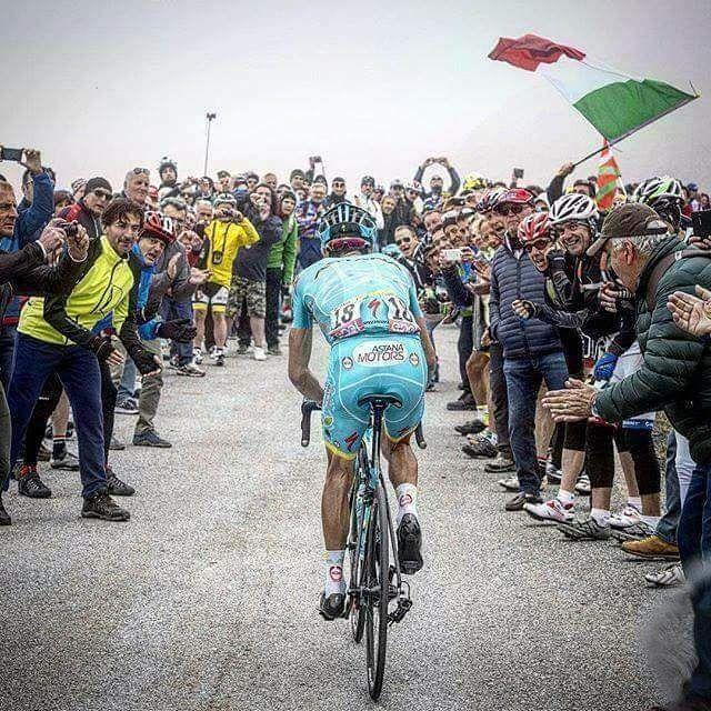 Some moments last a lifetime Michele Scarponi Giro d'Italia