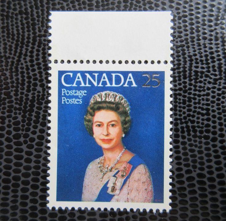 # 704 MNH stamp Queen Elizabeth Silver Jubilee Canada