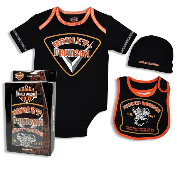 Harley Davidson Baby Clothes 49 Best Harley Davidson Baby Stuff Images On Pinterest  Babies