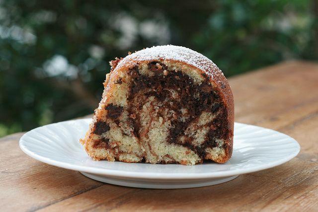 Buttercake Bakery's Marble Bundt Cake