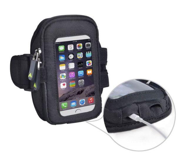 Avantree Ninja - Brazalete deportivo de Neopreno para Jogging y gimnasio (iPhone 6 5 y 4)