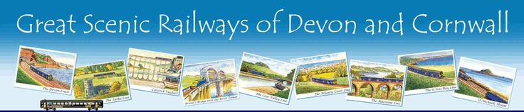 trein St'Ives - Penzance Cornwall