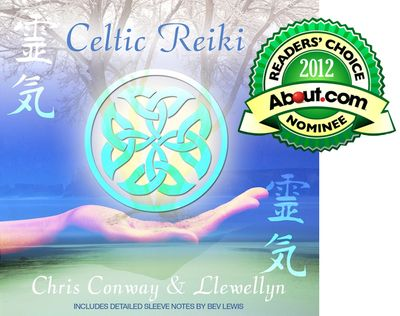 Celtic Reiki - Nominated for Best Reiki Music CD
