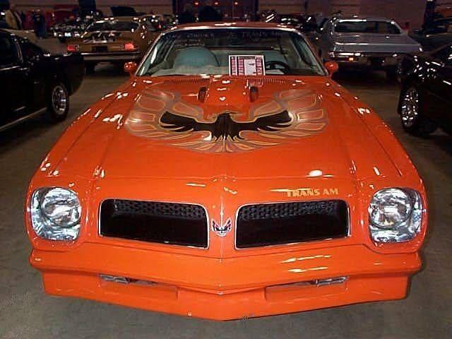 1976 Pontiac Firebird for sale #1921320 - Hemmings Motor News