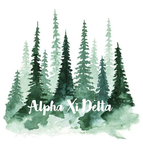 alpha xi delta backgrounds headers banners