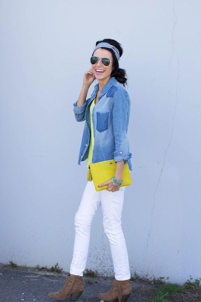 Hello Fashion: Spring Wrap