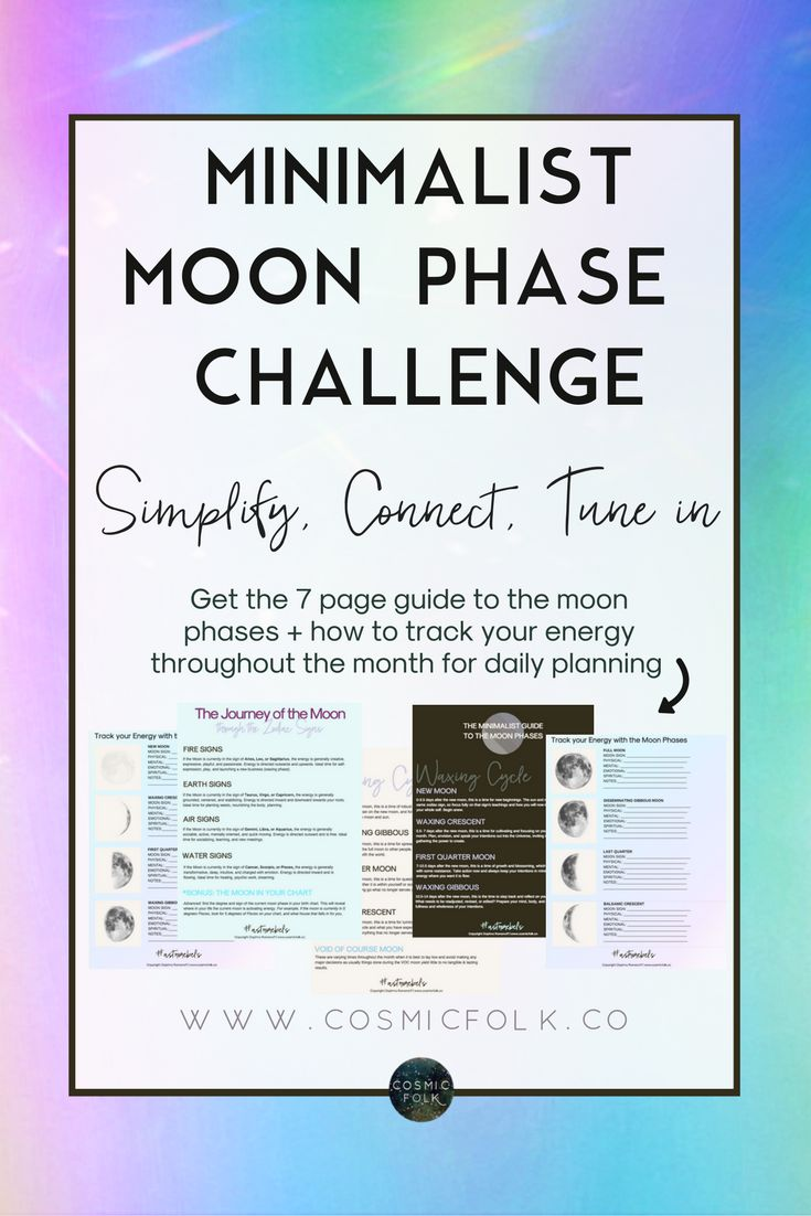 Experience What It Means To Live In Tune With The Moon I Invite You To