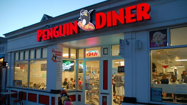 The Penguin Diner, Bethany Beach