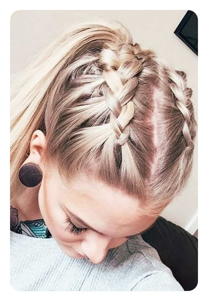 80 Adorable Hairdos That Will Make You Look Adorable Hairstyle Page 47 Chic Cuties Blog Easy Hairstyles Medium Length Hair Styles Hair Styles