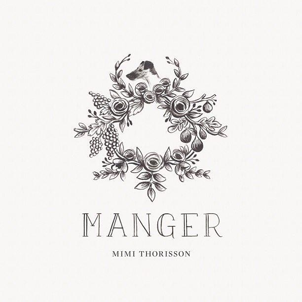 Manger _ By Anna Bond.