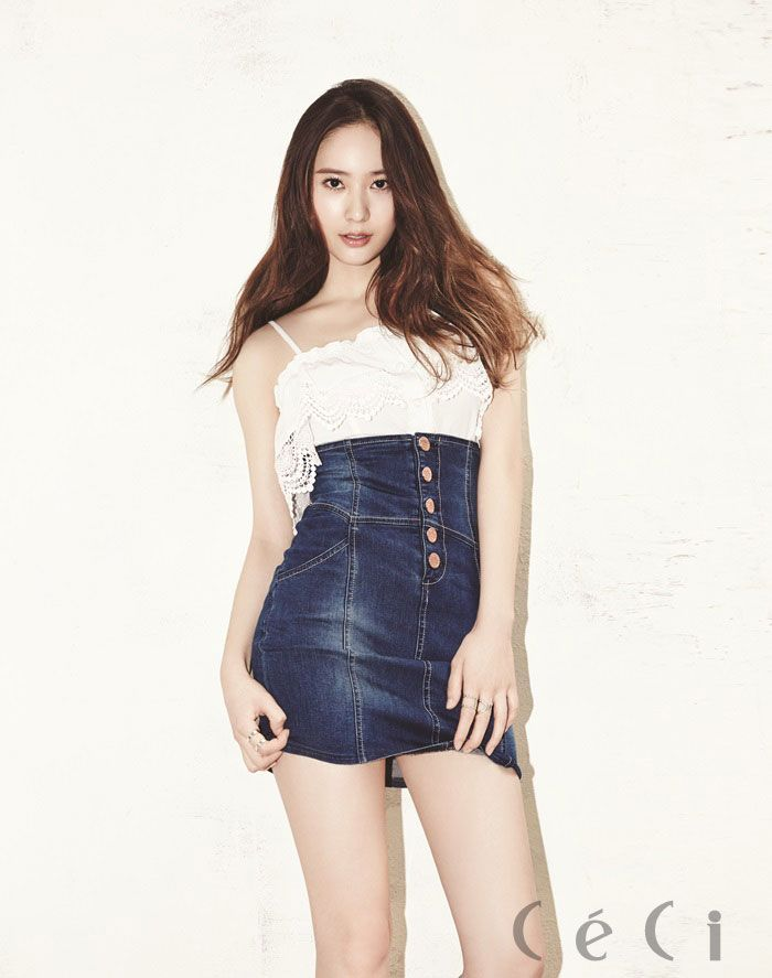 fx Krystal ceci may 2014 kpop fashion