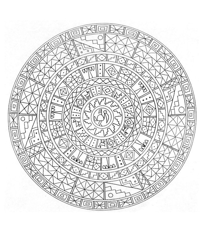 1001 Coole Mandalas Zum Ausdrucken Und Ausmalen Mandala Malen Anleitung Mandala Malvorlagen Mandalas Zum Ausdrucken