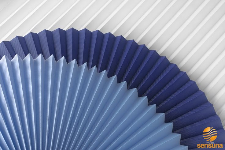 Plissee Stoffe || fabrics