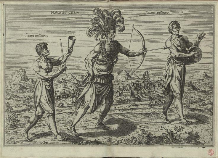 """Res. 3998 P. - 0005_new - Filippo Pigafetta (1533-1604) – """"Relatione del Reame di Congo et delle circonuicine contrade"""". In Roma : appresso Bartolomeo Grassi, 1591 BNP RES. 3998 P."""
