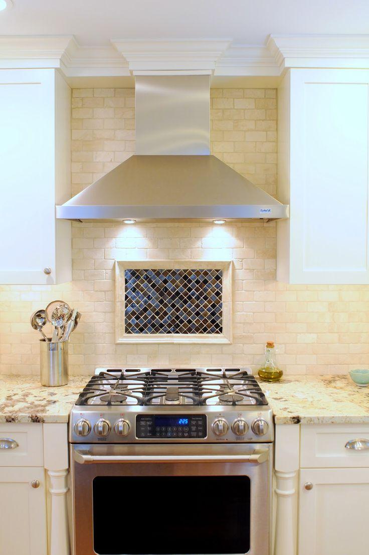 Hoods Modern Range ~ Creative range hood idea for you modern kitchen design