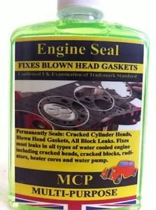 Steel Seal Head Gasket Sealer MCP Engine Blocks Cylinders Head Gaskets Repairs | eBay