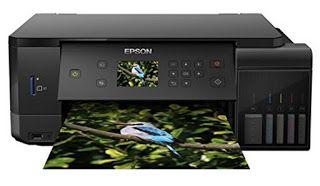 Epson EcoTank ET-7700 Drivers Download