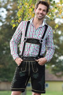 Oktoberfest, Robert will look nicely in a pair of these, don't you think ;) …