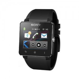 Sony Smart Watch SW2 for Android Phones Cool Tech Gifts – Black Friday Edition 2013
