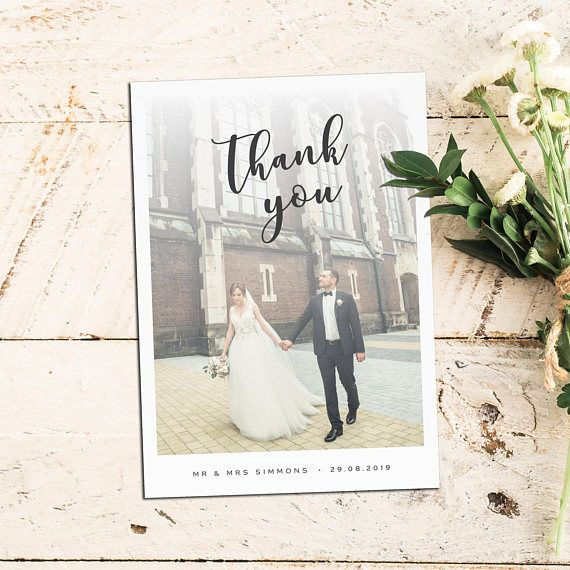Best 25+ Personalised thank you cards ideas on Pinterest Wedding - wedding thank you note