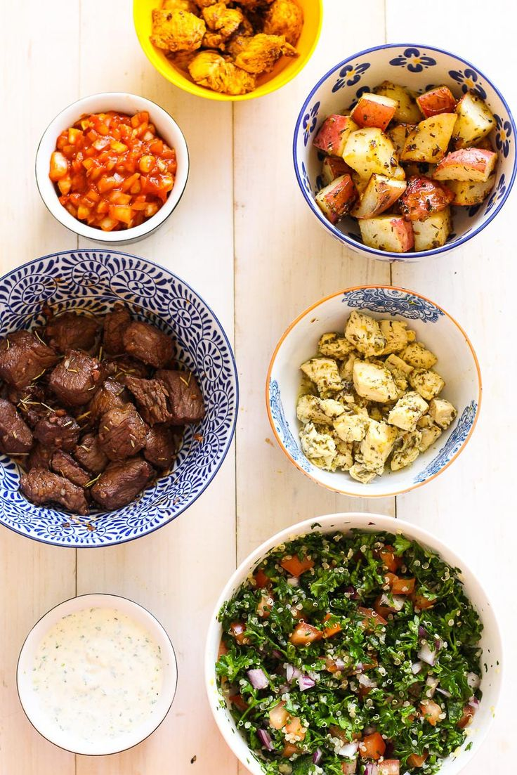 Mediterranean Mixed Grill