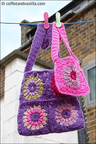 1000+ images about Crochet-Bags on Pinterest Hand bags ...