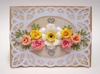 Gavlhuset: Blomster kort