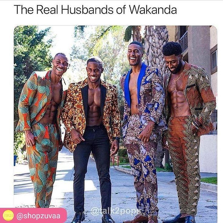 #InWakanda - Twitter Search