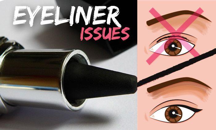 Tip Handige tips voor het aanbrengen van eyeliner op www.makeupmymind.nl