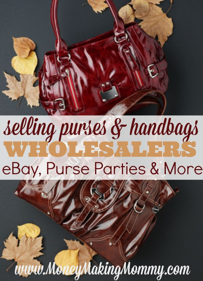 Purse Parties: Designer Handbag Wholesale List