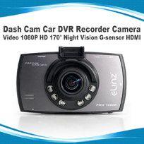 "Dash Cam Camera Video DVR Recorder 170° Night Vision G-sensor 1080P FHD 2.7"" TFT"