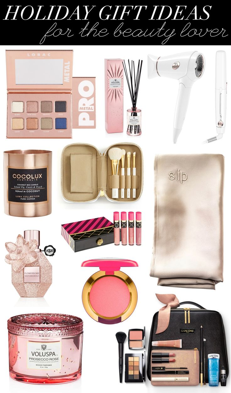 Holiday Gift Ideas For The Makeup Lover