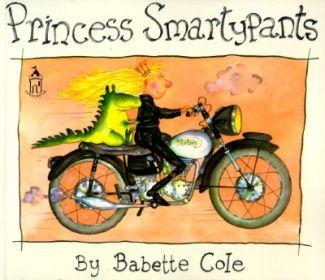Princess Smartypants, Babette Cole.
