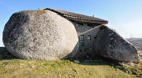 Casa de Pedra em Fafe, Portugal