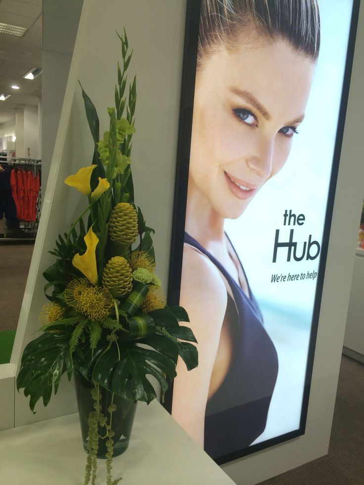 Corporate install for Myer