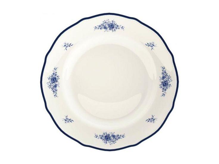Desertní anglický talíř