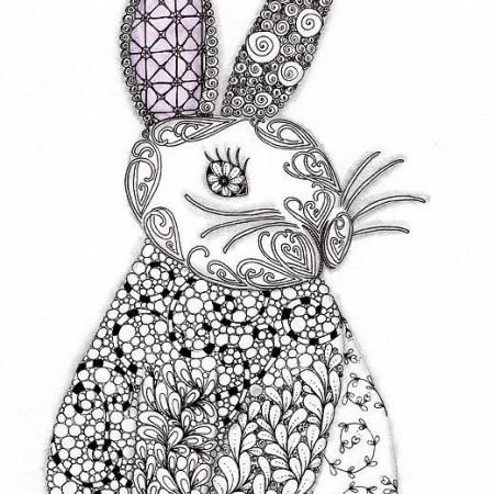 Hello coloring lovers!. You are welcome to Coloring Page Printable. Rabbits are small lovable mammals that can be found in several parts of the world. Rabb