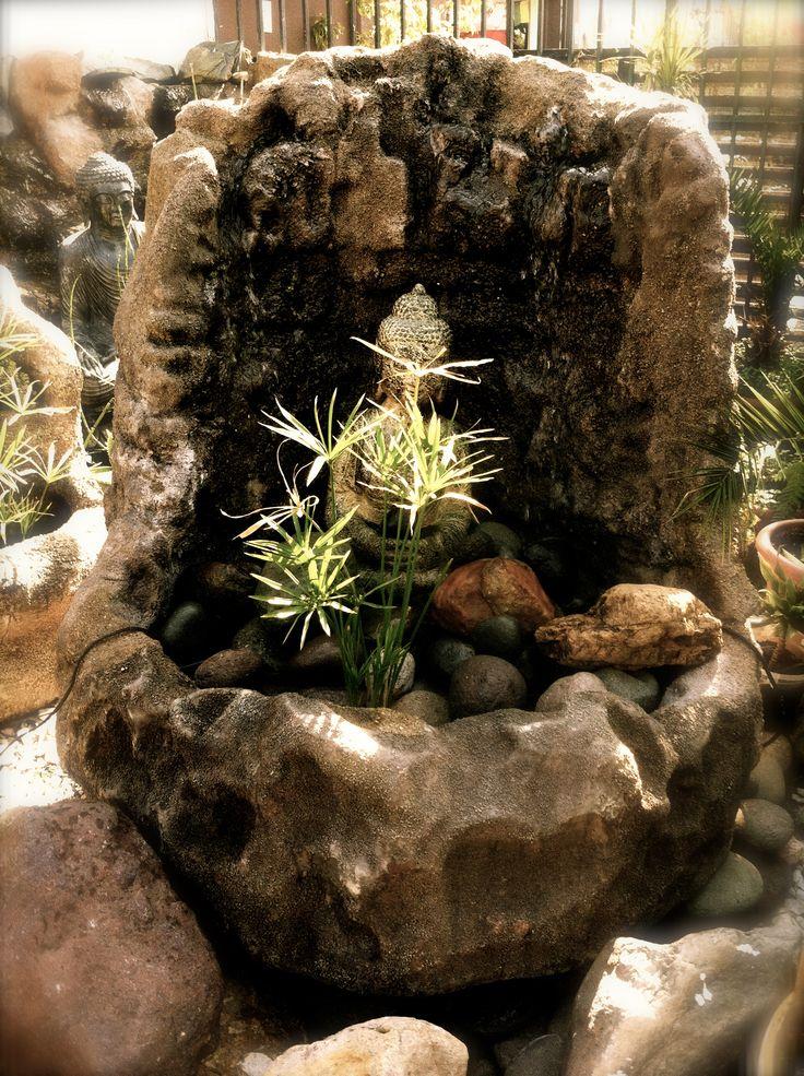 20 best cascadas artificiales images on pinterest cl for Cascadas artificiales de piedra