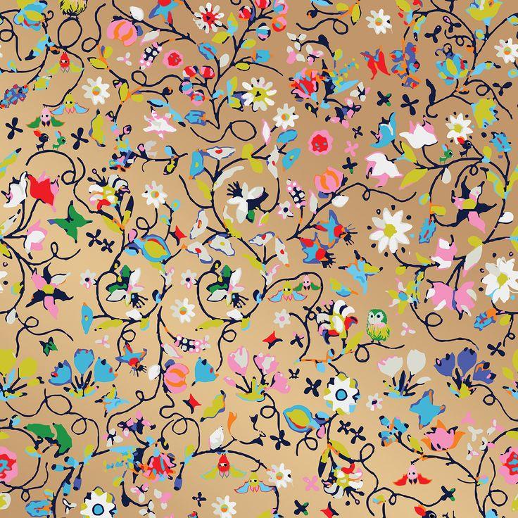 Cynthia Rowley Wallpaper